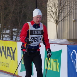 Skiing 90 km - Christian Glantz (8654)