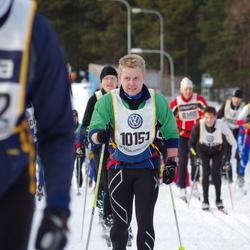 Skiing 90 km - Erik Schultz (10151)