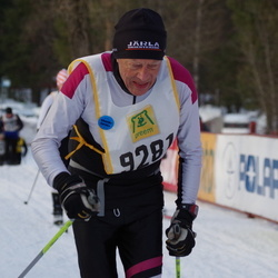 Skiing 90 km - Jan-Erik Wiberg (9281)