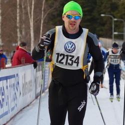 Skiing 90 km - Anders Törnlund (12134)