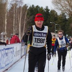 Skiing 90 km - Anders Björklund (11980)