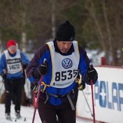 Skiing 90 km - Bo Westerdahl (8535)