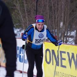 Skiing 90 km - Andreas Derblom (15041)