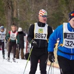 Skiing 90 km - Zvonko Mlakar (8867)