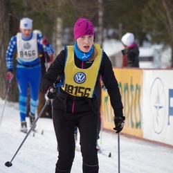 Skiing 90 km - Jannike Rönnblom (18156)