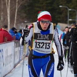 Skiing 90 km - Ernesto Ghisleni (13213)