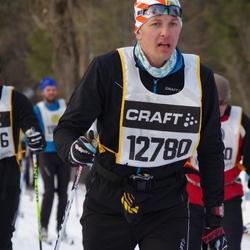 Skiing 90 km - Henrik Pettersson (12780)