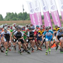 EMT Rullituur - Pärnu Rullimaraton