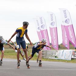 EMT Rullituur - Pärnu Rullimaraton - Kert Keskpaik (1), Danila Ruusu (3), Alfredo Moreno Leon (19), Nikolai Yugai (20)