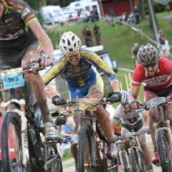 Cycling 90 km - Alexandra Engen (304), Emil Roos Lindberg (621)