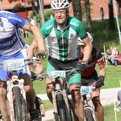 Cycling 90 km - Jan Nyström (857), Andreas Bergman (1312)
