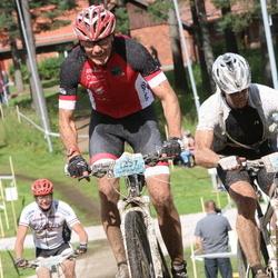 Cycling 90 km - Jan Sandberg (1227), Hg Arvidsson (1237)