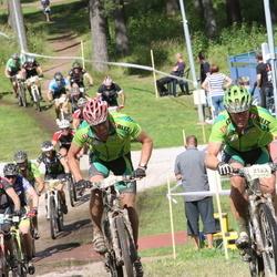 Cycling 90 km - Henrik Janson (2123)