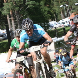 Cycling 90 km - Anders Ingvarson (2108), Per Nilsson (2110)