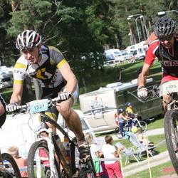 Cycling 90 km - Christian Lithman (1321), Mats Lindholm (2106)