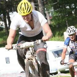 Cycling 90 km - Mats Lindahl (2030), Fredrik Zetterlund (2139)