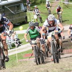 Cycling 90 km - Stig Berntsen (2405), Björn Ferm (2857)