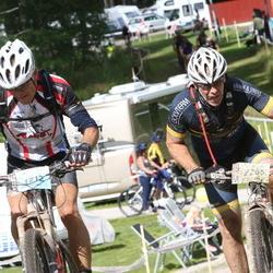 Cycling 90 km - Helmut Kerschbaumer (1212), David Johansson (2265)