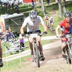 Cycling 90 km - Calle Gabinus (2327), Daniel Ekström (3057)