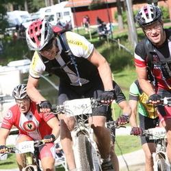 Cycling 90 km - Mattias Jaensson (2061), Åke Larsson (2661)