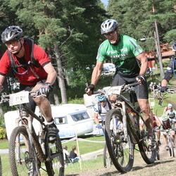 Cycling 90 km - Elisabet Hedenbergh (2480), Håkan Pettersson (2698)