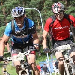 Cycling 90 km - Tobias Bogeskär (2966), Henrik Ljunggren (3566)