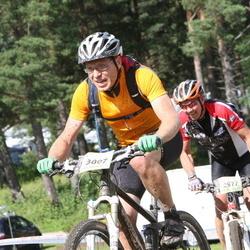 Cycling 90 km - Anders Johansson (2977), Erik Pettersson (3077)