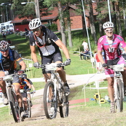 Cycling 90 km - Mikael Öberg (2828), Alexander Gil (3425)