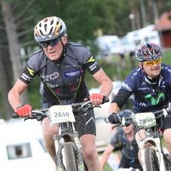Cycling 90 km - Arne Bergström (2610), Lars Eric Rundgren (2856)