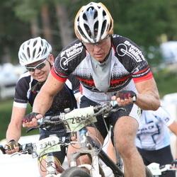 Cycling 90 km - Morten Sjulsen (2343), Henrik Forsberg (2844)