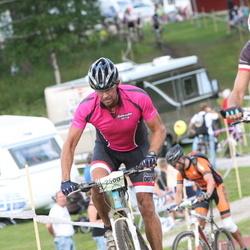 Cycling 90 km - Henrik Zenob (2500)