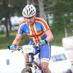 Cycling 90 km - Fredrik Juslin (2734)