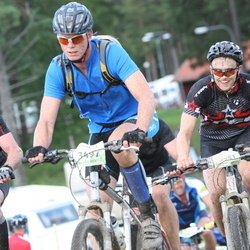 Cycling 90 km - Göran Larsson (2756), Stefan Aronsson (3497), Erik Nygren (3751)