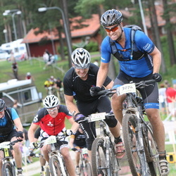 Cycling 90 km - Daniel Löfkvist (3074)
