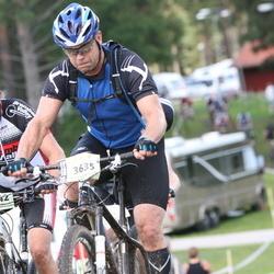 Cycling 90 km - Arne Swartling (2842), Johan Eriksson (3635)