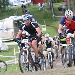 Cycling 90 km - Henrik Nilsson (2418), Magnus Svensson (4381)