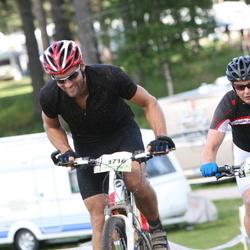 Cycling 90 km - Micael Petersson (3405), Fredrik Lans (3716)