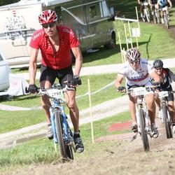 Cycling 90 km - Stig Johansson (2797), Emil Grankvist (4631)