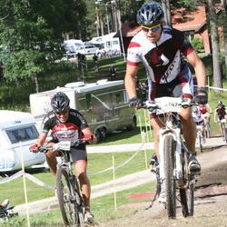Cycling 90 km - Jan Hagström (3529), Anders Nyström (3747)