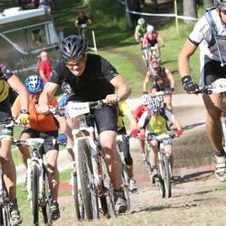 Cycling 90 km - Lars Bengtsson (3360), Johan Widell (3640), Björn Andersson (4407)