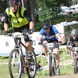Cycling 90 km - Lars-Petter Larsson (2810), Anders Näslund (3898)