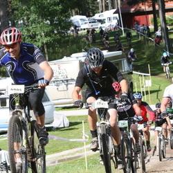 Cycling 90 km - Bo Forsberg (3727), David Nelson (4005)