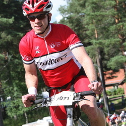 Cycling 90 km - Anders Bergqvist (3071)