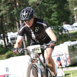 Cycling 90 km - Malin Isaksson (3931)