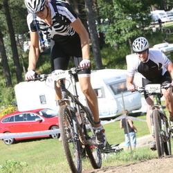 Cycling 90 km - David Olsson (4150), Tomas Johansson (5152)