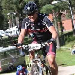 Cycling 90 km - Hugo Norlén (4734)