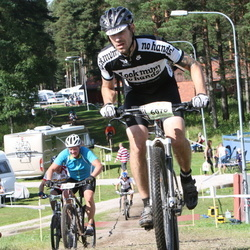 Cycling 90 km - Andreas Engström (6076)