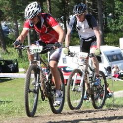Cycling 90 km - Henrik Haglund (7132)