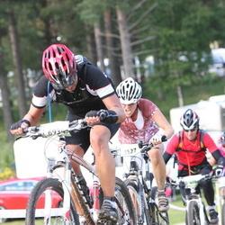 Cycling 90 km - Jenny Persson (5527), Stefan Lund (6934)