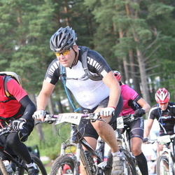 Cycling 90 km - Mikael Södergren (4194), Fredrik Danielsson (5283)